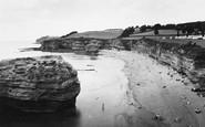 Ladram Bay, c.1960