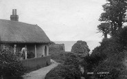 Ladram Bay, Cottage 1914