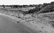 Ladram Bay, The Beach c.1958