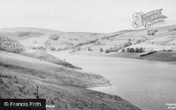 Ladybower, Reservoir c.1955, Ladybower Reservoir