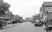 Laindon, High Road 1950