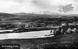 Ben More And Loch Shin c.1939, Lairg