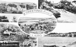 Lairg, Composite c.1950