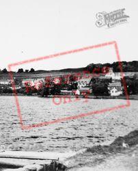 Loch Shin And Lochside c.1950, Lairg