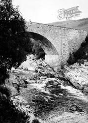 Oykel Bridge c.1935, Lairg