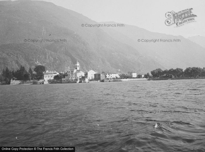 Photo of Lake Como, c.1938