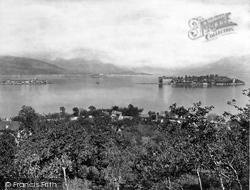 Lake Maggiore, Borromean Islands c.1860
