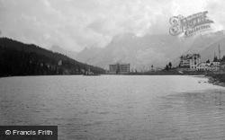 c.1938, Lake Misurina