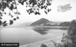 Lake Vyrnwy, c.1960