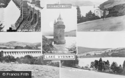 Lake Vyrnwy, Composite c.1955