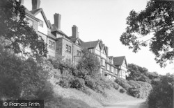 Lake Vyrnwy, The Hotel c.1955