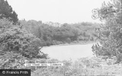 Lake Vyrnwy, The Lake Vyrnwy Hotel c.1955