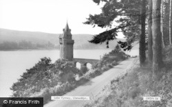 Lake Vyrnwy, The Tower c.1960