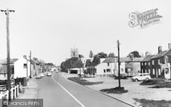 High Street c.1960, Lakenheath