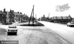 High Street c.1965, Lakenheath