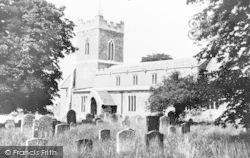 St Mary's Church c.1950, Lakenheath