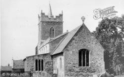 St Mary's Church c.1955, Lakenheath