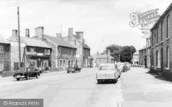 The High Street c.1960, Lakenheath