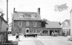 The Post Office c.1960, Lakenheath
