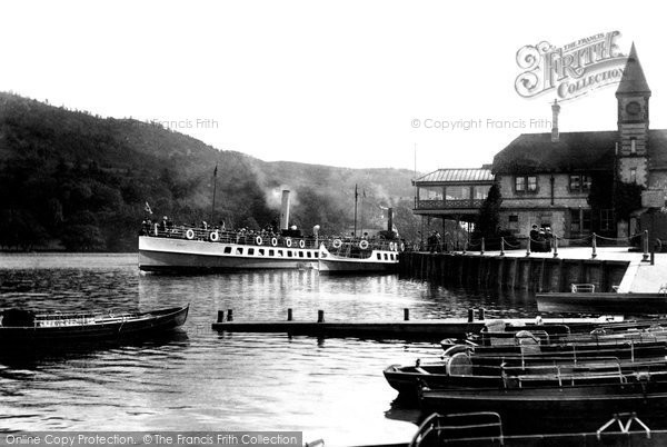 Photo of Lakeside, the Terminal 1907, ref. 59150