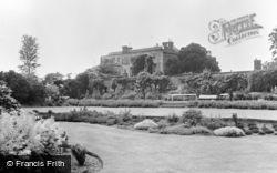 Lamberhurst, Court Lodge And Gardens c.1955