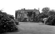 Lamberhurst, Court Lodge c1955