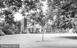 Lamberhurst, Court Lodge c.1955