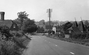 Lamberhurst, Hastings Road c1955