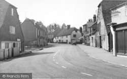 Lamberhurst, High Street c.1955