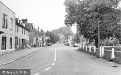 Lamberhurst, The Broadway c.1955