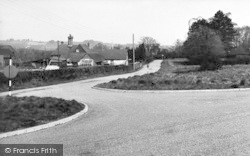 Lamberhurst, The Down c.1955