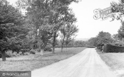 Lamberhurst, The Downs c.1955