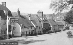 Lamberhurst, The Horse And Groom c.1955
