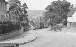 Lamberhurst, The Village c.1955