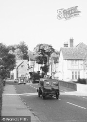 Lamberhurst, The Village c.1960