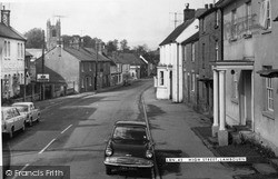 Lambourn, High Street c.1965