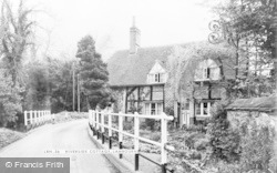 Lambourn, Riverside Cottage c.1960