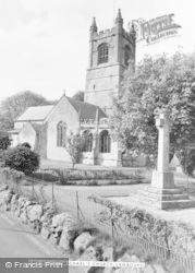 Lambourn, St Michael's Church c.1965