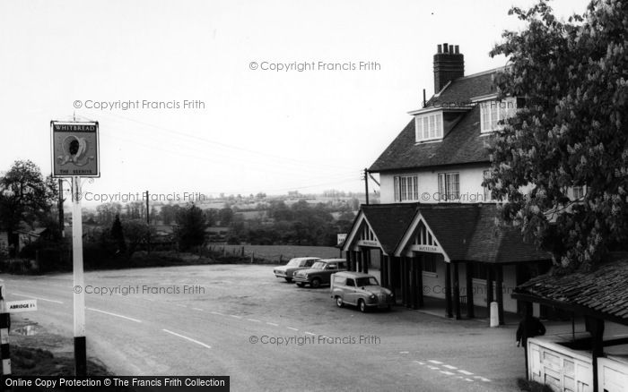 Photo of Lambourne End, Beehive Hotel c.1965