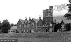 Wiston Lodge c.1955, Lamington