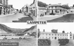 Lampeter, Composite c.1960