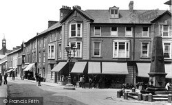 Lampeter, Harford Square 1931