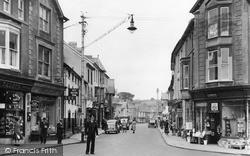 Lampeter, High Street 1952