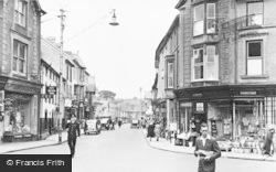 Lampeter, High Street c.1955