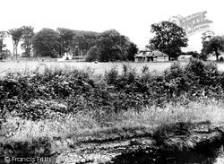 Lampeter, Playing Field c.1955