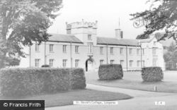 Lampeter, St David's College c.1960