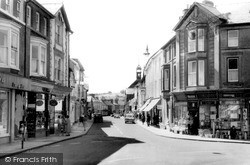 Lampeter, Town Centre c.1960