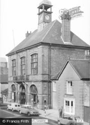 Lampeter, Town Hall c.1960