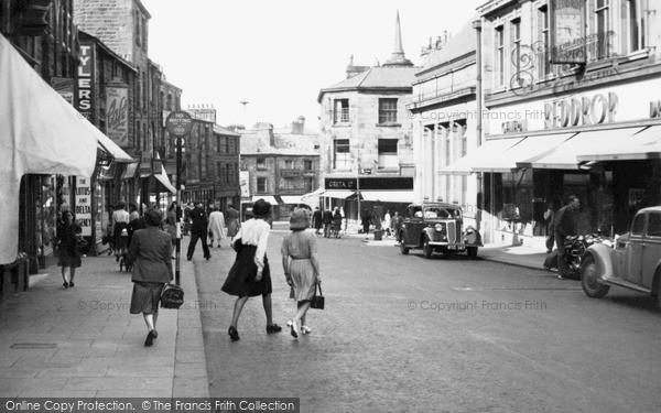 Lancaster, Cheapside c1950