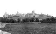Lancaster, County Asylum 1891